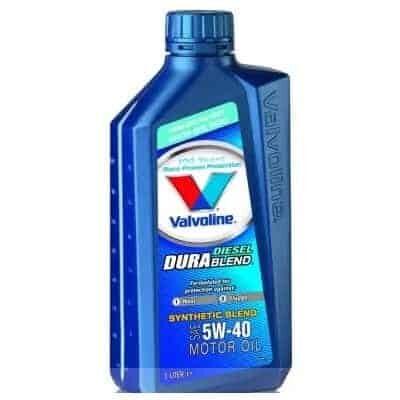 Olej VALVOLINE DURABLEND D. 5W40 1l