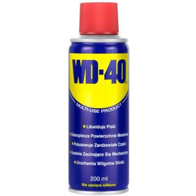 WD-40 Preparat Wielofunkcyjny 200ml