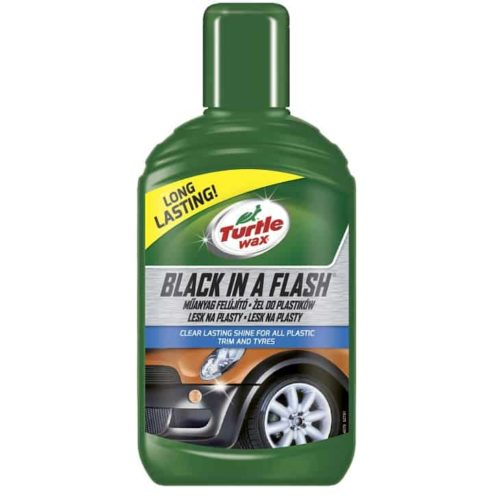 TW Black In A Flash - Żel do renowacji plastików 300ml