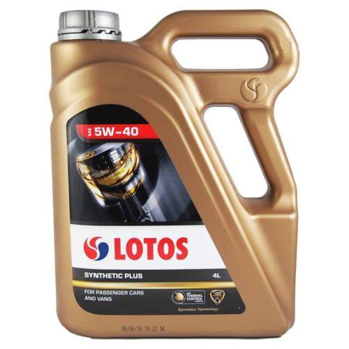 Lotos Synthetic SHCDEC 4L 5W-40 Olej Silnikowy Syntetyczny