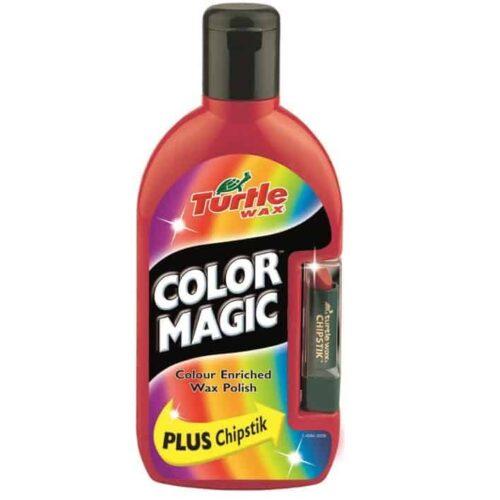 TW Color Magic Wosk koloryzujący - bordowy 500ml