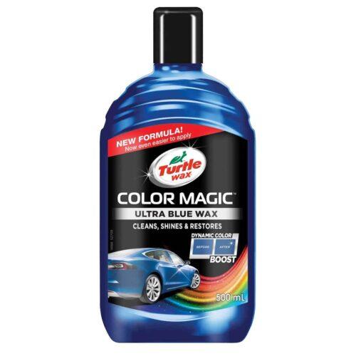 TW Color Magic Wosk koloryzujący - granatowy 500ml