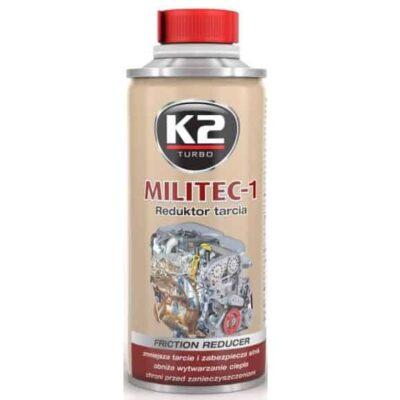 K2 MILITEC-1 Dodatek do oleju silnikowego 250ml