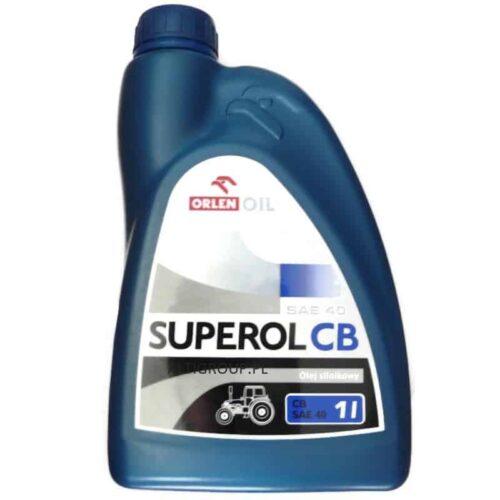 VOrlen olej superol cb 1l