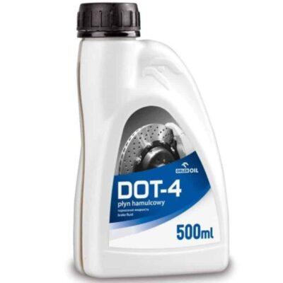 Płyn Hamulcowy DOT-4 Orlen Oil Alti Group
