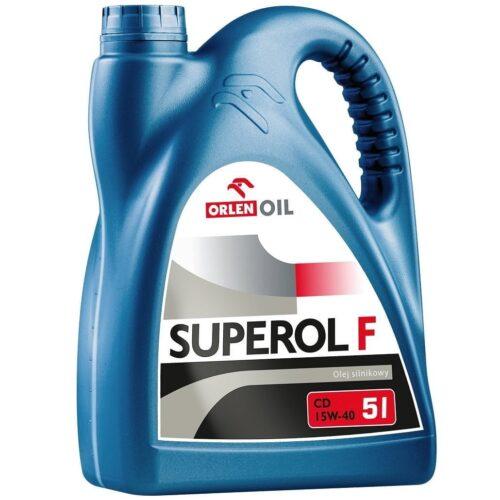 ORLEN SUPEROL F - FALCO CD 15W40 Olej silnikowy 5L