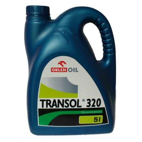 Olej ORLEN TRANSOL 320 5l.