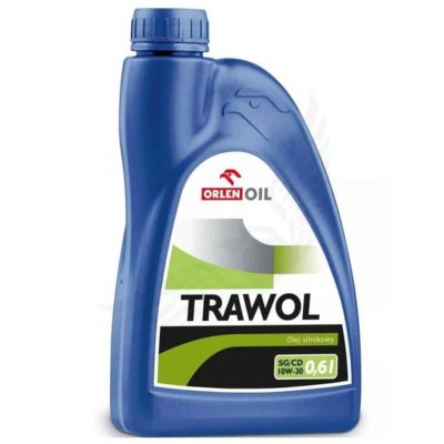 Olej ORLEN TRAWOL semi 10W30 0,6l.
