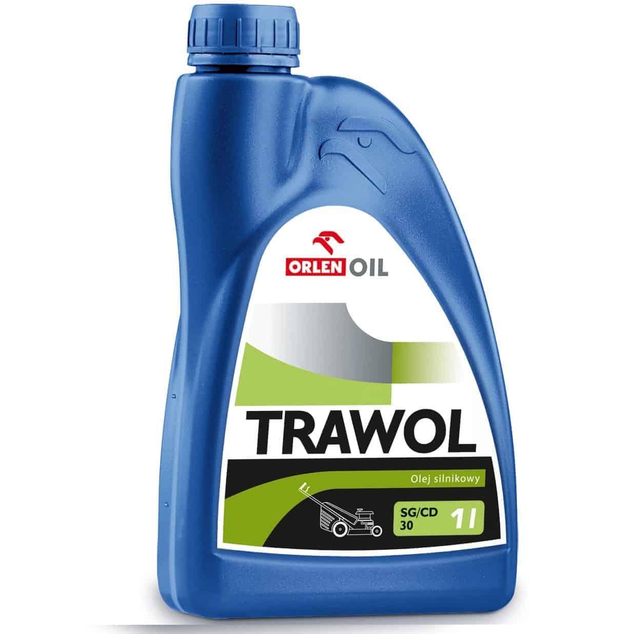 Olej ORLEN TRAWOL 1l. SG/CD SAE 30