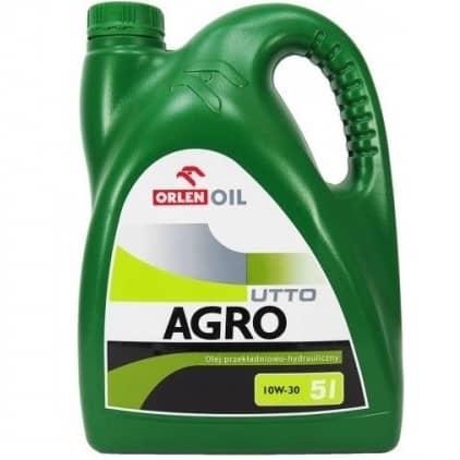 ORLEN AGRO UTTO 10W30 Olej hydrauliczny 5L