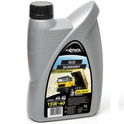 AXENOL Superol A (Alanda) 15W40 CB/SC - Olej silnikowy 1L