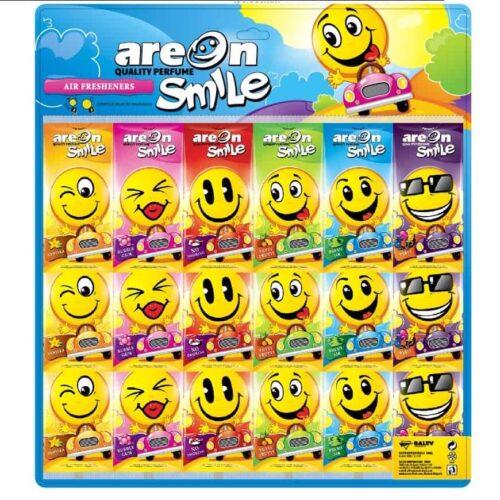 AREON SMILE Zapach