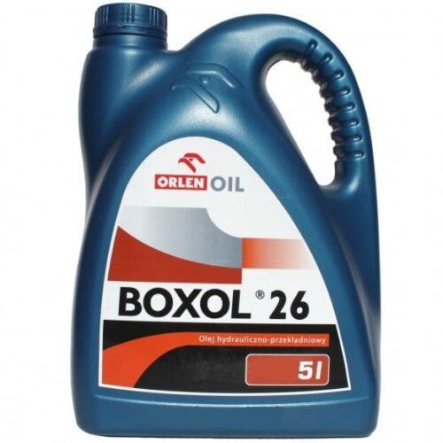 ORLEN BOXOL 26 - Olej hydrauliczny 5L
