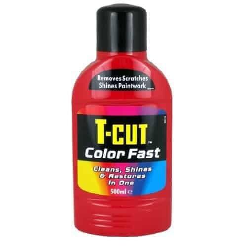 CP T-CUT czerwony jasny PCF003