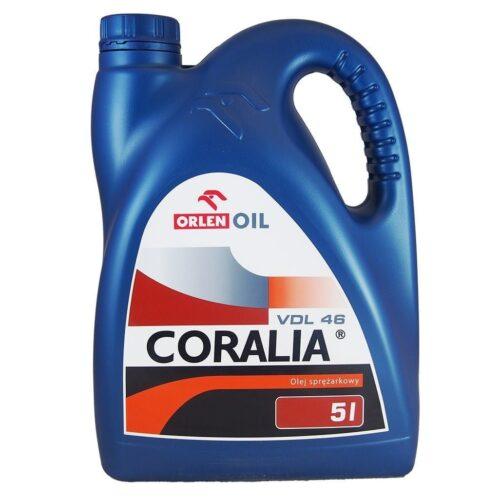ORLEN CORALIA VDL 46 - Olej sprężarkowy 5L