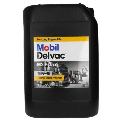MOBIL DELVAC Olej Silnikowy MX 10W/40 20L