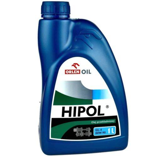 ORLEN HIPOL GL-4 80W90 - Olej przekładniowy 1L
