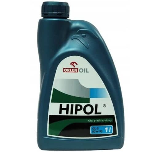 ORLEN HIPOL GL5 80W90 - Olej przekładniowy 1L