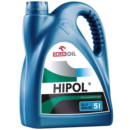ORLEN HIPOL GL5 80W90 - Olej przekładniowy 5L