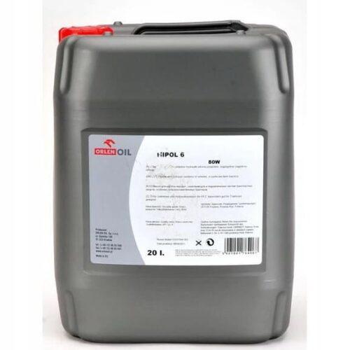ORLEN HIPOL 6 - Olej przekładniowy 20L