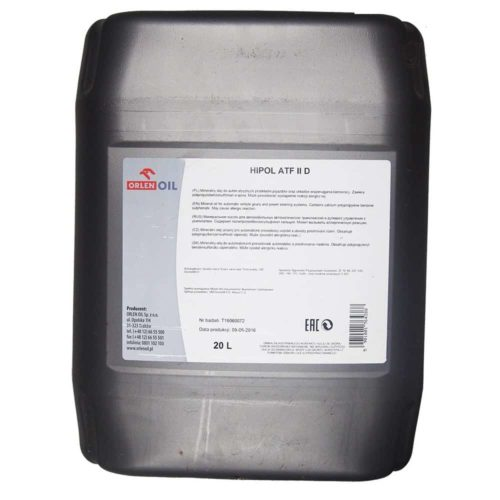ORLEN HIPOL ATF IID - Olej przekładniowy 20L