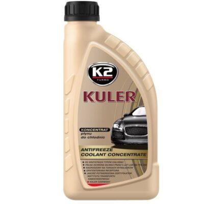 K2 KULER – Płyn chłodniczy KONCENTRAT czerwony 1L