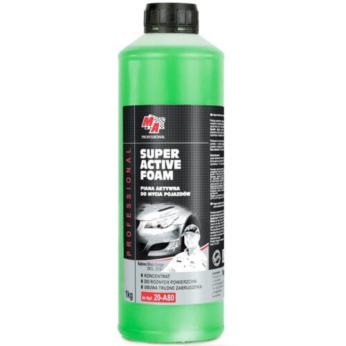 Moje Auto Piana aktywna do mycia samochodów osobowych 1L