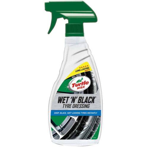 TW Wet'n'Black - Płyn do renowacji opon 500ml