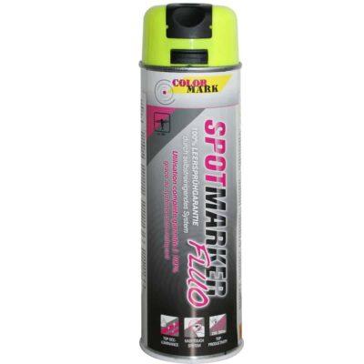 MOTIP COLOR MARK Lakier Fluorescencyjny Spotmarker żółty 500 ml