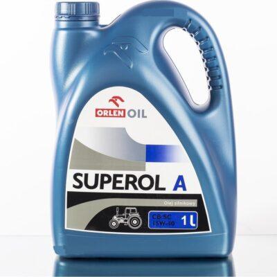 ORLEN SUPEROL A (ALANDA) CB/SC - Olej silnikowy 1L