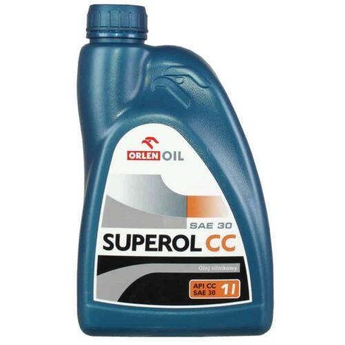 Olej ORLEN SUPEROL CC30 1L