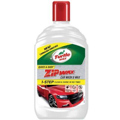 TW Zip Wax - Szampon z woskiem 500 ml