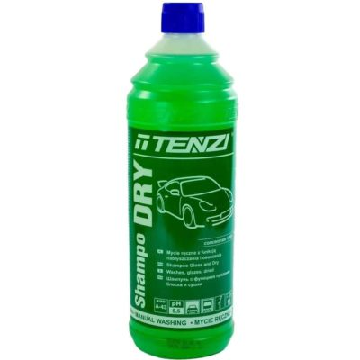 TENZI SHAMPO DRY - Szampon samochodowy z funkcją osuszania 1L