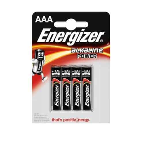 Bateria ENERGIZER LR03 AAA 4PACK