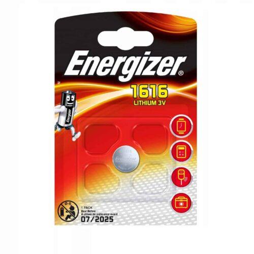 Bateria ENERGIZER CR1616 (3V)