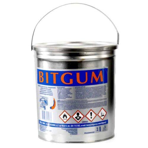 BITGUM 1L konserwacja podwozia samochodu