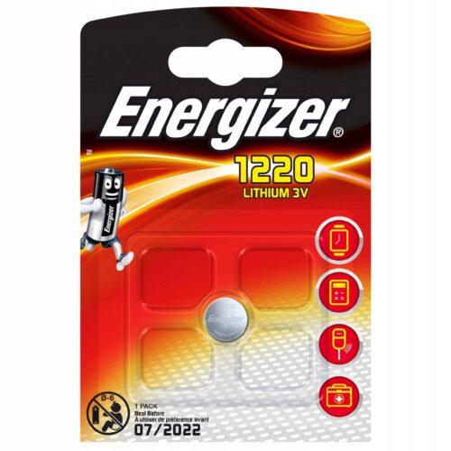 Bateria ENERGIZER CR1220 (3V)