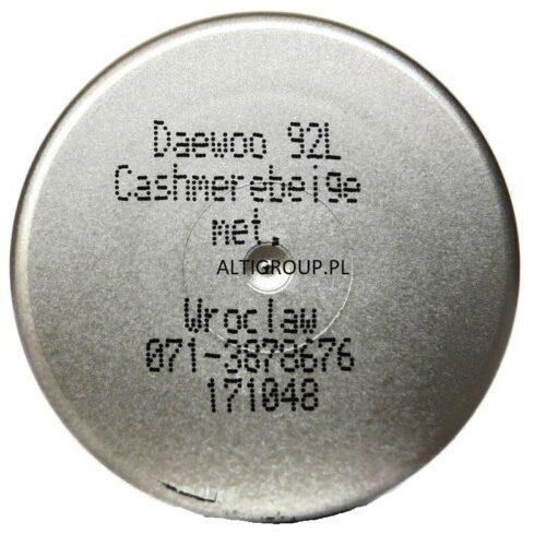 Motip daewoo 92L cap