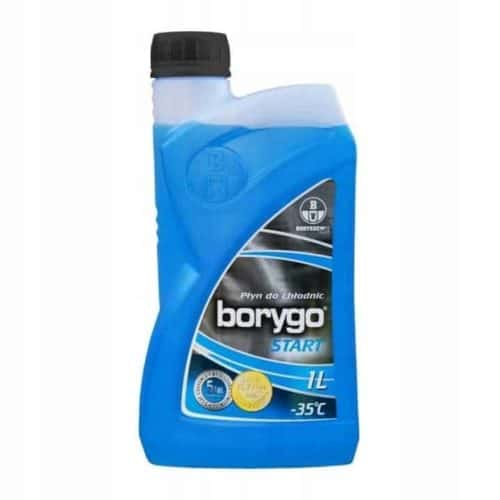BORYGO - płyn do chłodnic START 1l