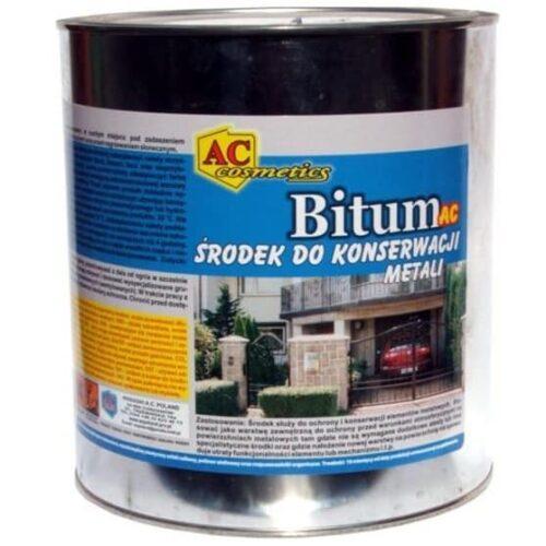AC COSMETICS BITUM 1kg środek do konserwacji podwozia, metali
