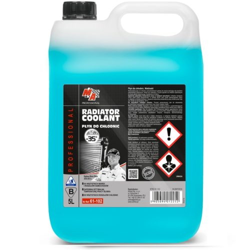 Moje Auto Płyn do chłodnic G12 niebieski 5L