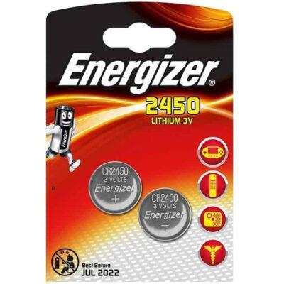 Bateria ENERGIZER CR2450 (3V)