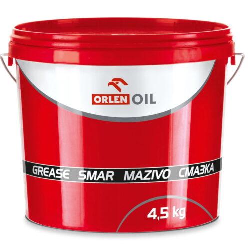 ORLEN GREASEN GRAFIT - Smar grafitowy 4,5 kg