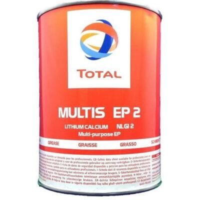 TOTAL MULTIS EP-2 - Smar litowo/wapniowy do łożysk i przegub 18kg