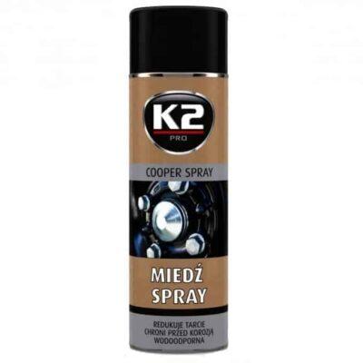 K2 miedź spray 400 ml Alti Group