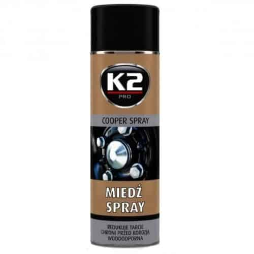 K2 miedź spray 400 ml Alti Group