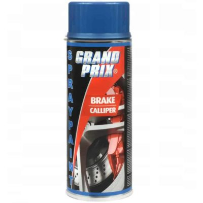 MOTIP GRAND PRIX Lakier do zacisków hamulcowych - niebieski 400ml
