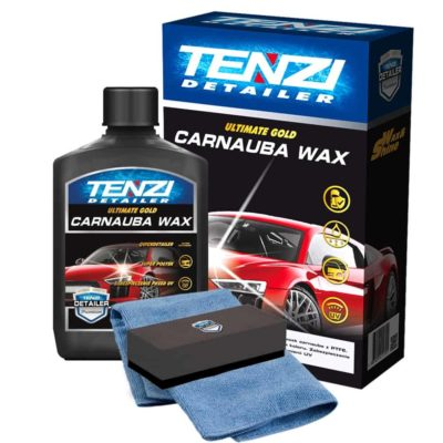TENZI ZESTAW CARNAUBA WAX 300ml