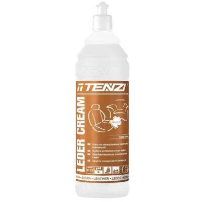 TENZI LEDER CREAM - Krem do zabezpieczania powierzchni skórzanych 600ML