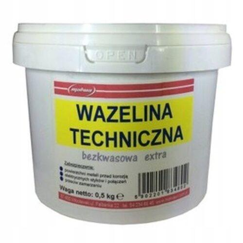 Wazelina techniczna 0,5kg